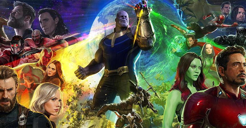 Final Guys #52 – Avengers: Infinity War